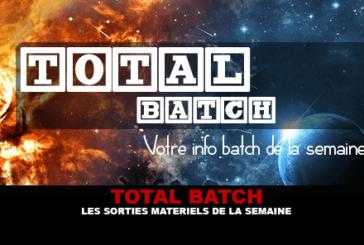 TOTAL BATCH:04九月2016一周的硬件商店