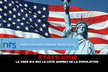 ארצות הברית: Vape הוא לא פופולרי עם הציבור!