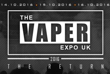 VAPER EXPO UK - REINO UNIDO