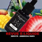 "REVIEW: ZEPHYR RANGE ""THE FOUR WINDS"" BY AMBROSIA PARIS"
