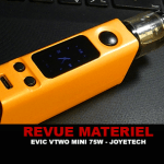 REVIEW: EVIC VTWO MINI 75W BY JOYETECH