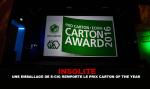 """INSOLITE : Un emballage de e-cigarette remporte le prix """"Carton of the year"""""""