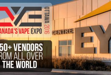 CANADA'S VAPE EXPO (CANADA)