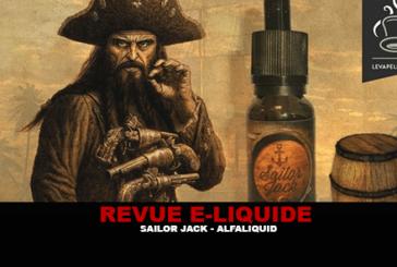 REVUE : SAILOR JACK (GAMME DARK STORY) PAR ALFALIQUID