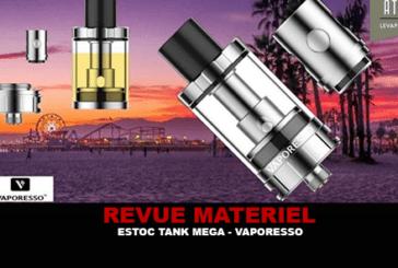 RECENSIONE: ESTOC TANK MEGA BY VAPORESSO