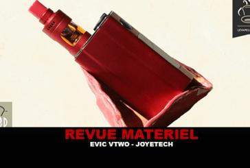 ОБЗОР: EVIC VTWO 80W KIT by JOYETECH