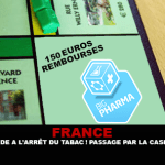 FRANCE : On triple l'aide a l'arrêt du tabac ! Passage par la case « Big Pharma » obligatoire.