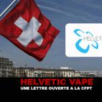 VOCE HELVETIC: una lettera aperta alla Commissione federale per la prevenzione del fumo.