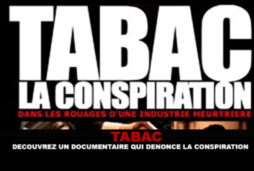 TOBACCO: Discover a documentary that denounces conspiracy.