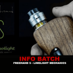 BATCH INFO: Freehand S (Limelight Mechanics)