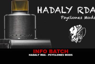 BATCH INFO: Hadaly RDA (Psyclone Mods)