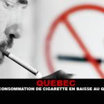 CANADA: Cigarette consumption down in Quebec.