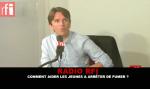 RADIO RFI: come aiutare i giovani a smettere di fumare?