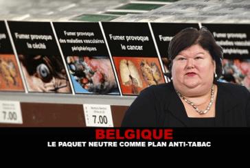 BELGIUM: The neutral package as anti-smoking plan.