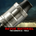 REVUE : THE CARRATE 24 PAR TESLA