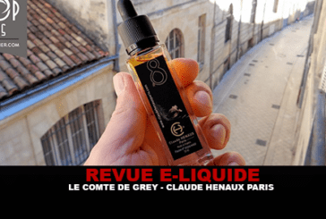 REVIEW: #8 THE COUNTY OF GRAY BY CLAUDE HENAUX PARIS
