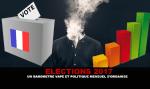 2017年选举:每月组织一次vape和政治晴雨表。