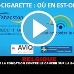 בלגיה: חוות דעת של הקרן נגד סרטן על סיגריה אלקטרונית.