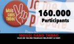 ME (S) БЕЗ ТАБАКА: Больше, чем 160.000 French возьмите вызов!