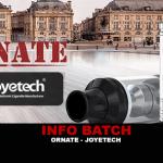 מידע נוסף: Atomizer מקורי (Joyetech)