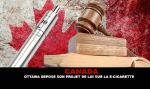 CANADA: Ottawa presenta la sigaretta elettronica
