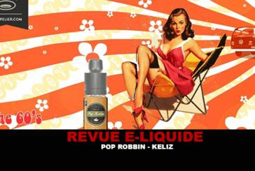REVIEW: POP ROBBIN (RANGE SIXTIES) BY KELIZ