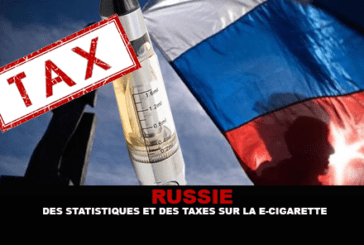 RUSSIA: Statistics and taxes on the e-cigarette