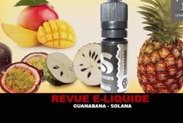 RECENSIONE: GUANABANA (GAMMA E-LIXIRS) DI SOLANA