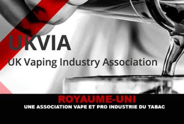 הממלכה המאוחדת: UKVIA, אגודת העמותה ותעשיית הטבק.