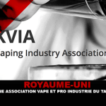 UNITED KINGDOM: UKVIA, an association vape and pro tobacco industry.