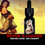 REVUE : WINTER LOVER (GAMME PIN-UP) PAR BIO CONCEPT