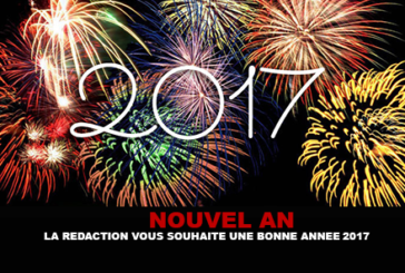 НОВЫЙ ГОД: Редакторы желают вам нового года 2017.