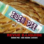 RECENSIONE: EDEN PIE (BIG BANG JUICE RANGE) DI KAPALINA