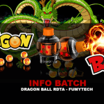 INFO BATCH : Dragon Ball RDTA (Fumytech)