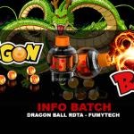 INFORMAZIONI SUL BAGNO: Dragon Ball RDTA (Fumytech)