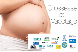 DOSSIER: The use of e-cigarettes during pregnancy.