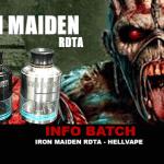 מידע נוסף: איירון מיידן RDTA (Hellvape)