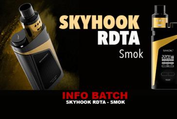 Информация о BATCH: Skyhook RDTA (Smoktech)