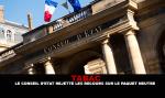 TABAC : Le conseil d'État rejette les recours contre les dispositions relatives au paquet neutre