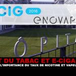 STOP TOBACCO UND E-CIGARETTE: Die Bedeutung von Nikotin und Dampf!