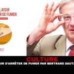 תרבות: התענוג להפסיק לעשן מאת ברטרנד דאוטצנברג.