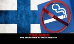 ФИНЛЯНДИЯ: Искоренение табака компанией 2030