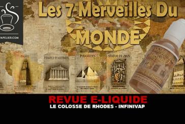 REVUE : LE COLOSSE DE RHODES (GAMME LES 7 MERVEILLES DU MONDE) PAR INFINIVAP