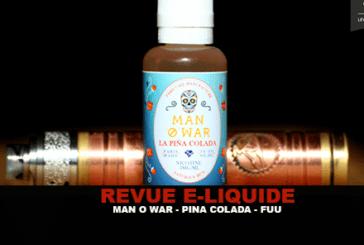 REVIEW: MANØWAR PIÑA COLADA (SPECIALTY RANGE) BY FUU