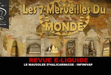 REVUE : LE MAUSOLEE D'HALICARNASSE (GAMME LES 7 MERVEILLES DU MONDE) PAR INFINIVAP