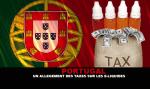 PORTUGAL: Belastingvermindering op e-liquids
