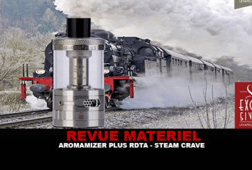RECENSIONE: AROMAMIZER PLUS RDTA BY STEAM CRAVE