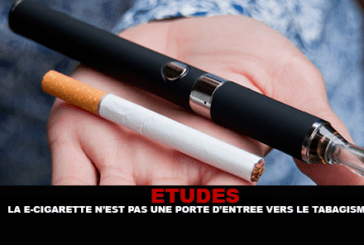 STUDIES: Let's stop saying that the e-cigarette is a gateway to smoking.
