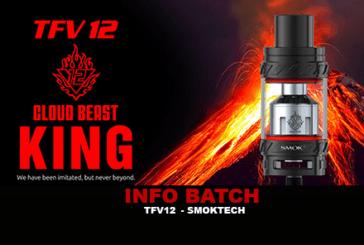 BATCH INFO: TFV12 (Smoktech)