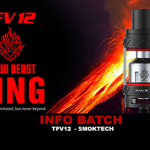 INFO BATCH : TFV12 (Smoktech)